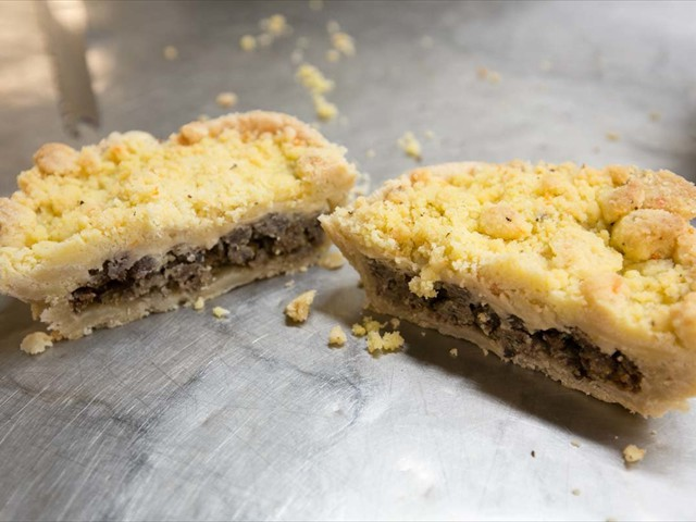 SCRAPPLE PIE - PICTURE